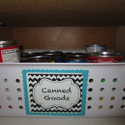 Pantry Organization Part 3