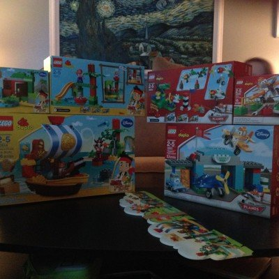 Lego Duplo Party – Part 1